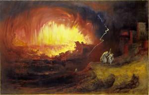 O zničení bezbožného města se píše v Bibli. A slavný příběh nyní potvrdili i někteří archeologové.