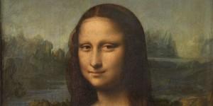 Říká se, že da Vinci ve skutečnosti namaloval portrét svého milence, nebo dokonce sám sebe.
