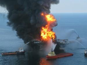 Únik ropy v Mexickém zálivu prý nebyl pouhou nehodou.