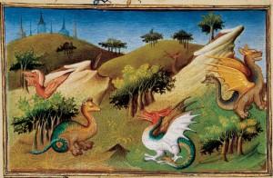 Draci jsou jedním z nejrozšířenějších mytologických tvorů. A také nejstarších.