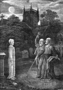 Dokázali John Dee a Edvard Kelly vyvolávat duchy?