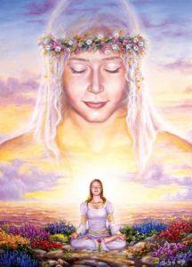 Je možné navázat kontakt s anděly při soustředěných meditačních cvičeních?