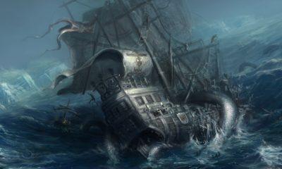 Zjistit, zda jsou historky o napadání lodí pravdivé, je velmi složité. Krakatice velká je totiž stále zcela neznámým druhem.