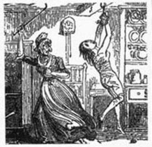 Kateřina z Komárova prý své služebnictvo týrala strašlivým způsobem. Kolik životů má na svědomí?