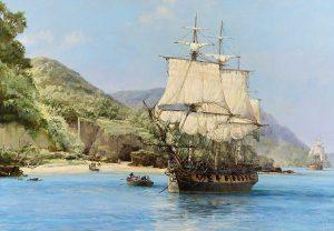 Kokosový ostrov se často ocitá v obležení hledačů pokladů.