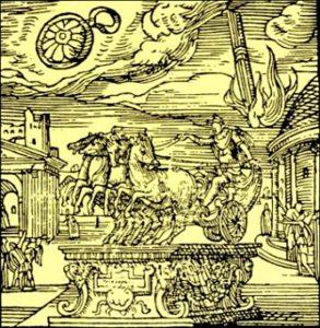 Zmínky o tajuplných létajících objektech najdeme v řadě antických děl.