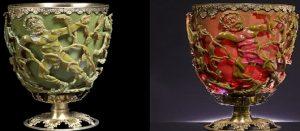 Poháry měnící svou barvu? I ty dokazují, že znalosti Římanů dalece předčily svou dobu.