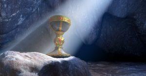 Pod Římem je podle jedné teorie uschován slavný svatý grál.