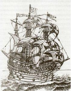 Flor del Mar měla při zatížení problémy s manévrováním. Proč právě na ni naložil kapitán cenný náklad?