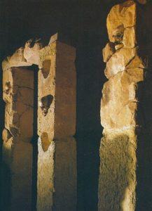 Jaké obřady probíhaly ve svatyni u Makotřas?