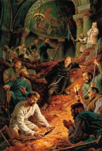 Jedno z kopí bylo prý nalezeno během první křížové výpravy. Bylo však pravé?