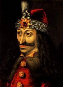Nadiktoval spisovateli román duch Vlada III. Tepese?