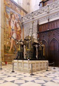 Španělská Sevilla věří, že Kolumbovy ostatky uchovává od 18. století. Je to pravda?