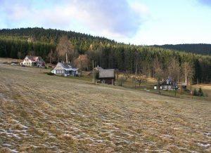 Spiritisté se prý scházeli i v jedné z chalup v Pasekách nad Jizerou.