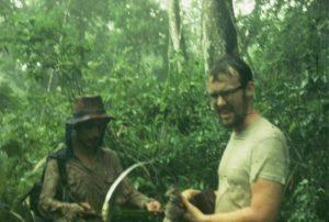 Archeolog Dennis Puleston se živě zajímal o mayskou kulturu. To se mu možná stalo osudným.