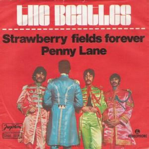 Proč je McCartney na obalu desky obrácený zády?