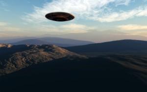 Kazašská step je poměrně bohatá na pozorování UFO.
