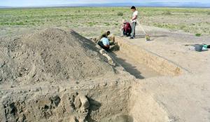 Archeologové se poklad stále snaží najít.
