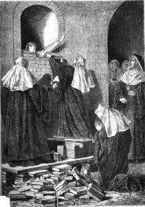 Vyhladovění k smrti bylo poměrně často používaným trestem. Proč zvolili Kateřinini soudci pro šlechtičnu právě tento druh potrestání?