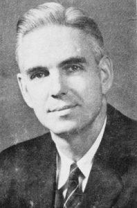 Americký biblický archeolog George Ernest Wright.