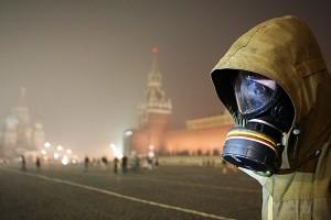 Událost připomínala chemický teroristický útok. Celá Moskva byla v pohotovosti.