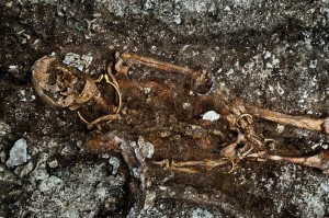 Špatný stav kostí znemožňuje s jistotou určit pohlaví. Šlo o keltského prince, nebo o princeznu?