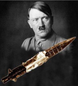 Adolf Hitler je považován za posledního známého vlastníka Longinova kopí. Kdo ho má teď?