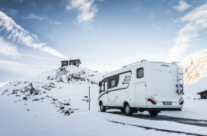 Nový zimní karavan nenabízí luxus pouze na první pohled.