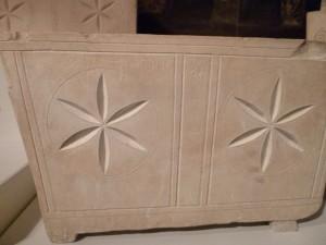 "Na jedné hrobce archeologové nalezli nápis ""Syn Josefův""."