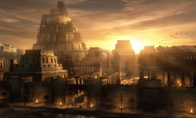 S 250 000 obyvatel byl Babylon největším starověkým městem na světě.