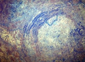 Kráter Vredefort, Jihoafrická Republika