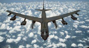 Bombardéry typu B-52 dříve nepřetržitě hlídkovali ve vzdušném prostoru USA s ostrými jadernými zbraněmi na palubě.