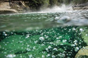 V amazonském pralese byla objevena řeka, jejímž korytem proudí vřelá voda, která v určitých místech bublá varem.