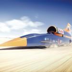 Letos na podzim tohoto roku se superauto britských konstruktérů Bloodhound SSC pokusí pokořit rychlost přes 1600 km/hod a zdolat tak rychlostní rekord.