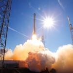 Raketa Falcon 9 vyvinutá společností Space X by mohla změnit způsob dopravy na oběžnou dráhu.
