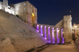 Středověká podoba citadely je považována za jeden z nejstarších a největších hradů světa.