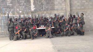 Bojová jednotka, která si začala říkat Los Zetas, byla složena z bývalých elitních vojáků mexické armády.