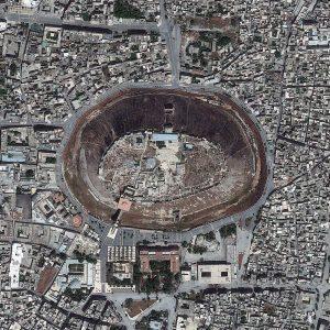 Celá oblast byla na seznam UNESCO přidána již v roce 1986, nyní ale hrozí, že unikátní památka zmizí z povrchu Země.