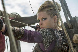 Ženy Vikingů byly podřízené