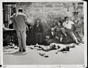 V roce 1950 byl v Palermu za nevyjasněných okolností zabit jeden z místních mafiánských šéfů Salvatore Giuliano.