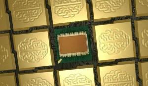 Unikátní čip od IBM je schopen ovládat více než 1 milion neuronů v mozku a 256 milionů nervových spojů.