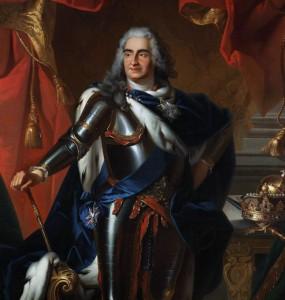 Fridrich August I. vyniká velkou silou. A taky rád svádí ženy.