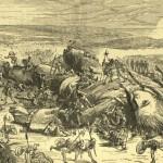Gulliverovy cesty jsou nejslavnějším dílem anglického spisovatele.