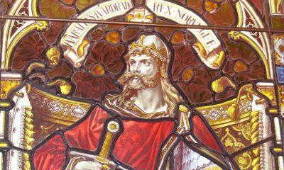 Harald Hardrada touží po anglickém trůnu.