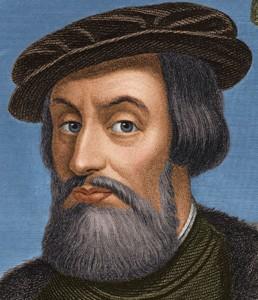 Hernan Cortés si podrobí celou Aztéckou říši.
