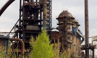 Šlo o unikátní koncept, kdy v areálu dolu byla koksovna i železárna zároveň. Důl byl uzavřen v roce 1992.