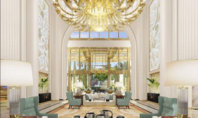 Hotel Waldorf Astoria najdete v kalifornském Beverly Hills.