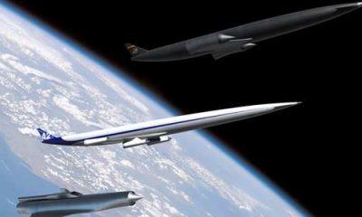 Hypersonické letadlo by mohlo dosáhnout až pětinásobné rychlosti zvuku
