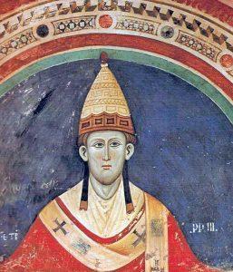 Inocenc III. se naivně domnívá, že bude křižáky řídit na dálku.