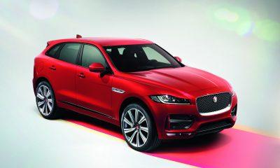 Kompaktní tvar, krátké převisy vpředu i vzadu a příď téměř zaměnitelná s Jaguarem XE...
